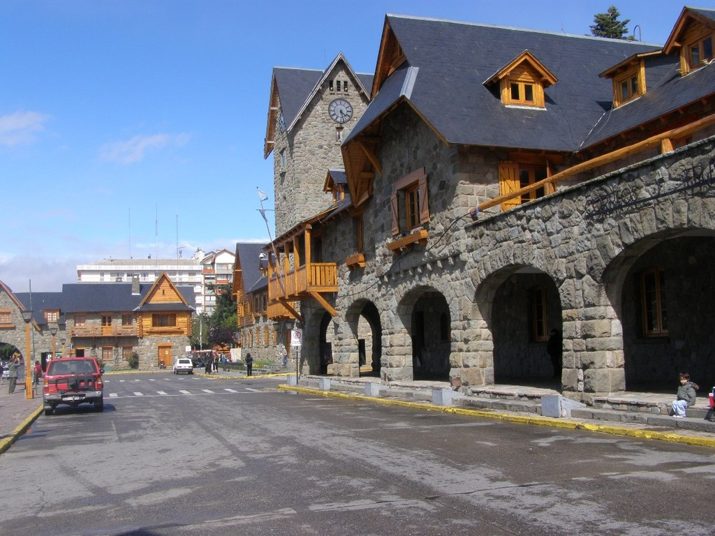 San Carlos de Bariloche: Centro civico