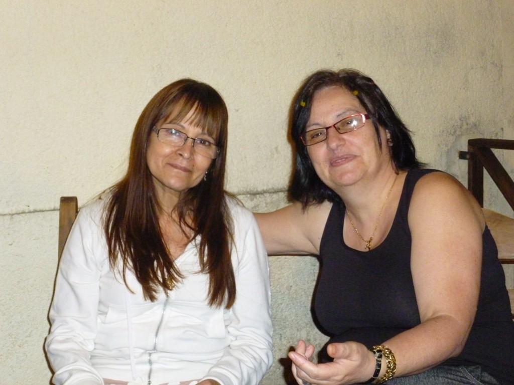 Cristina e Lilian