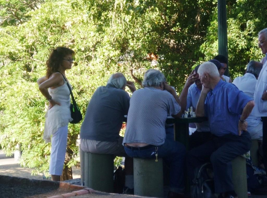 17.01.2012 - Parque Lezama