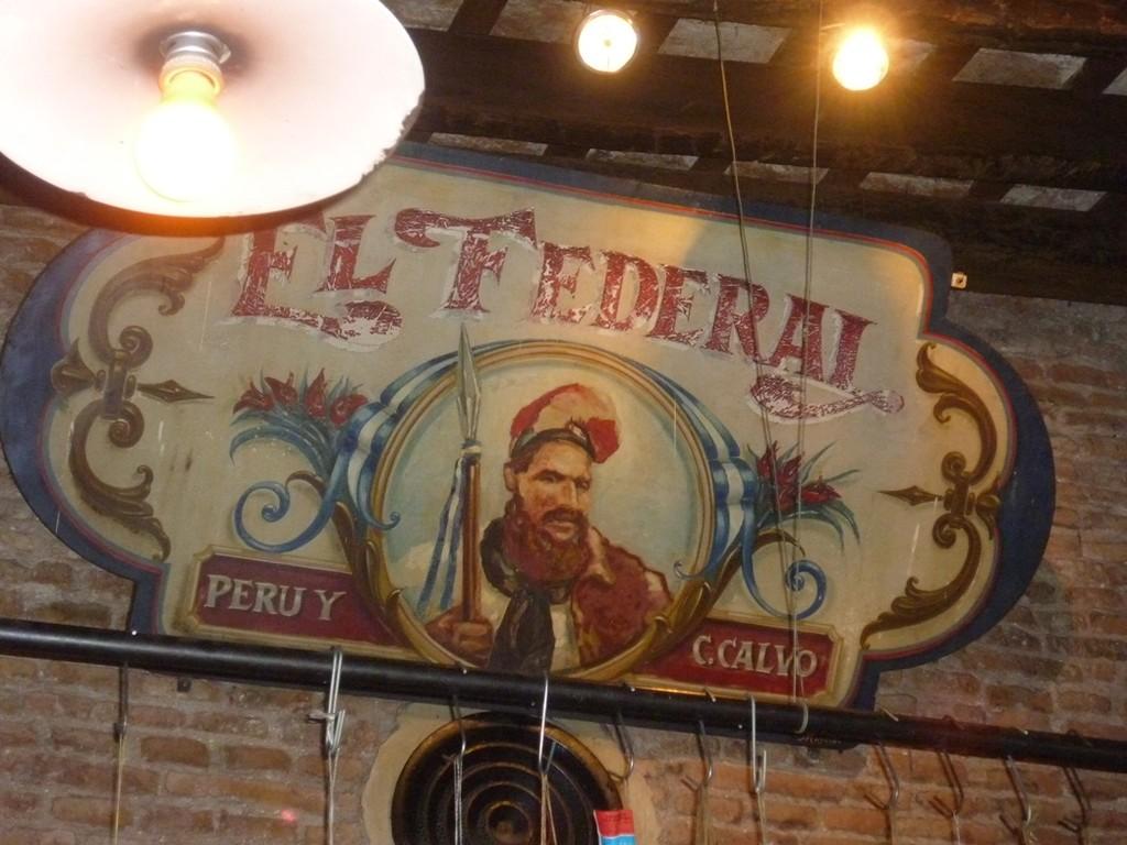 SAN TELMO - RISTORANTE EL FEDERAL