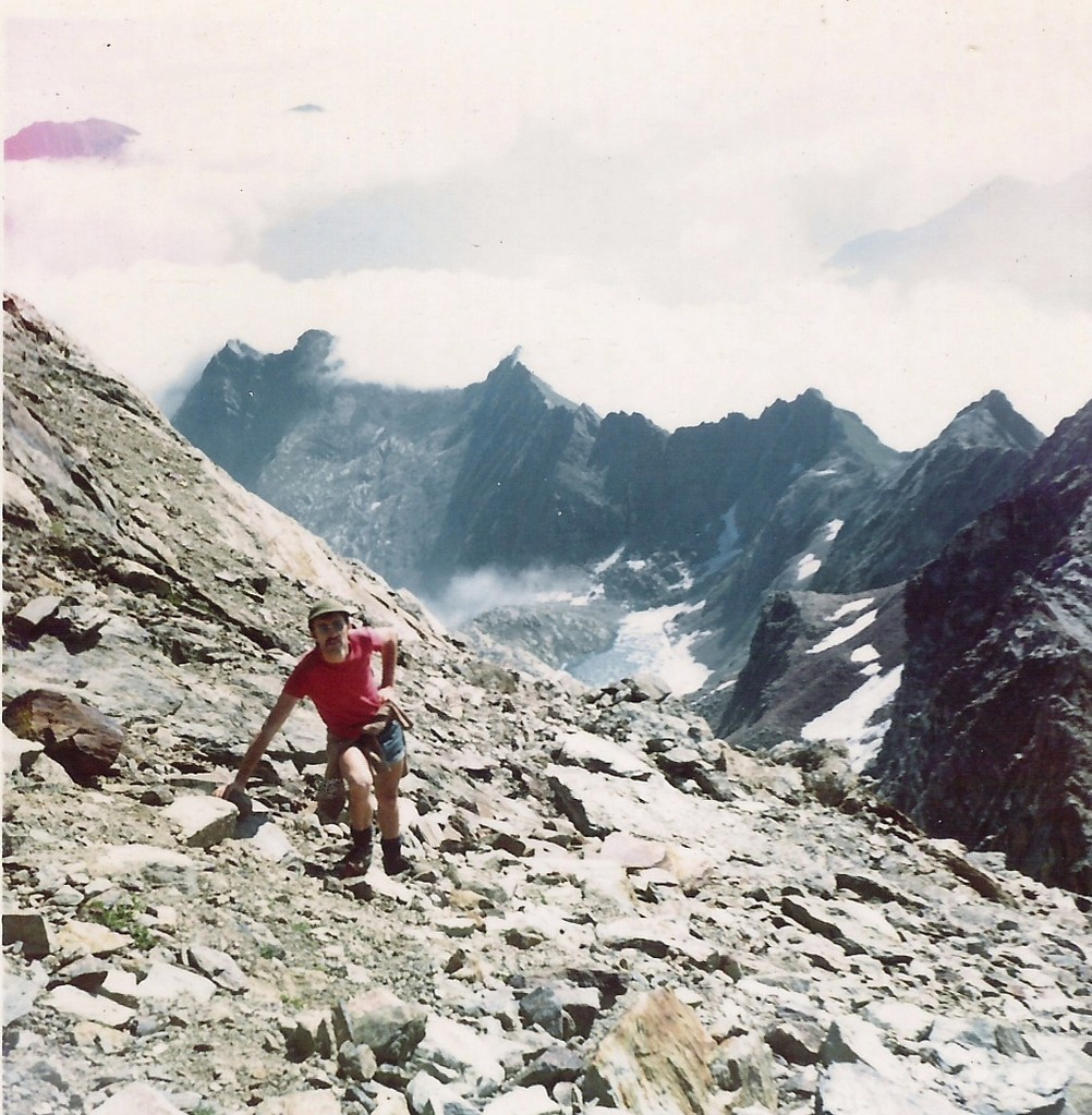 1970 CORNO BIANCO - 3.320 m.s.l.m.