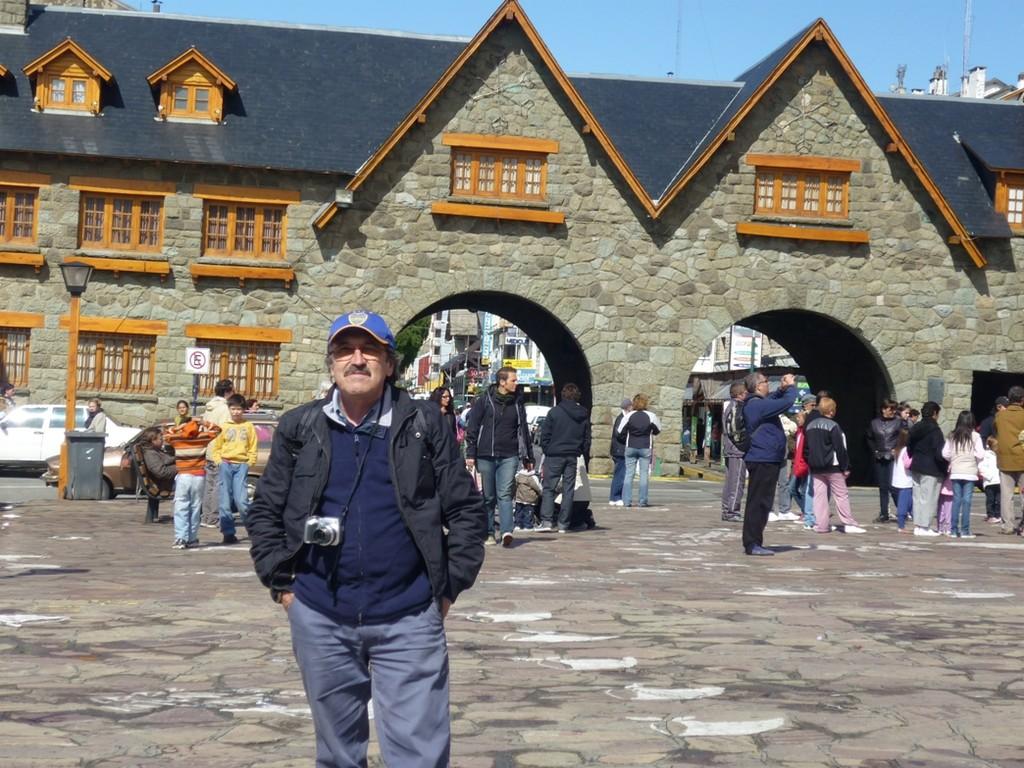 San Carlos de Bariloche: io