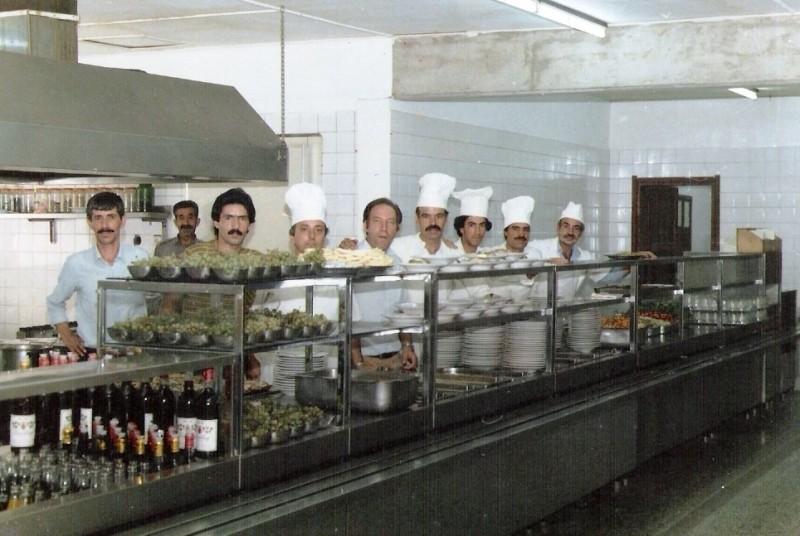 Personale della mensa