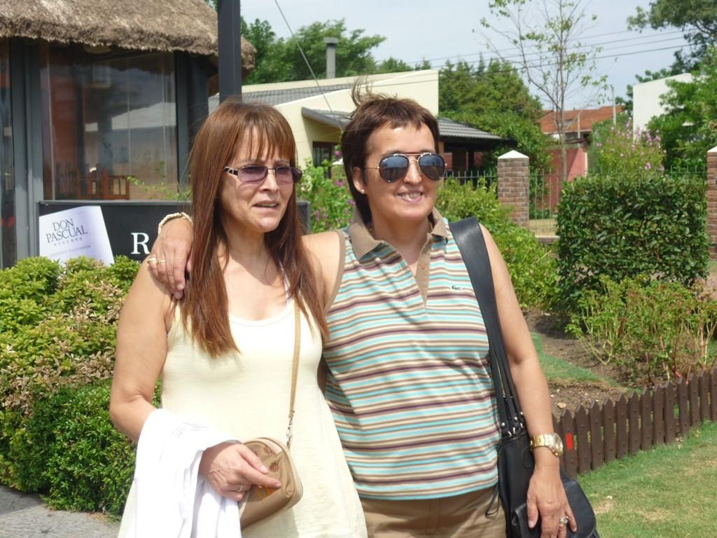 Cristina e Oncelì Barreda
