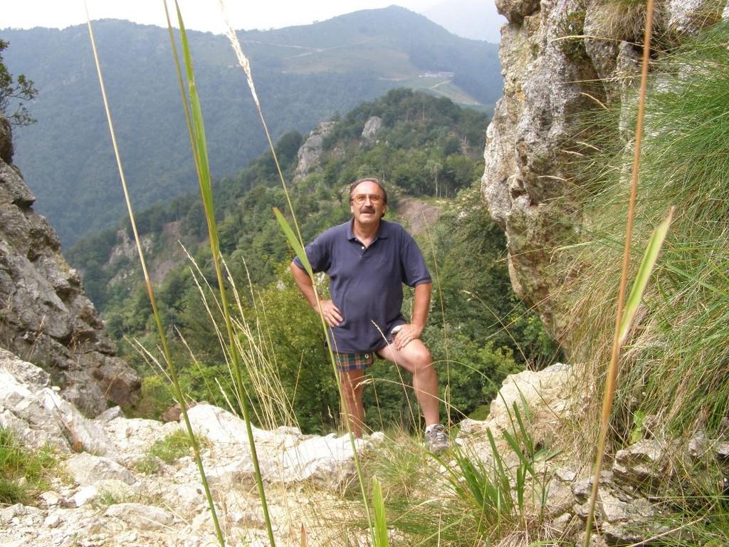 ALPE SACCHI  - 12.08.2009 - FINE DELLA STRADA