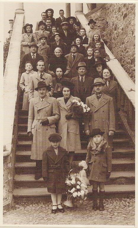 1942 - MATRIMONIO DEI MIEI GENITORI