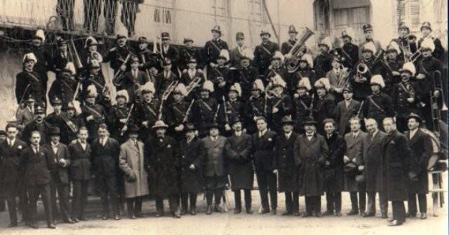 La banda musicale 1924