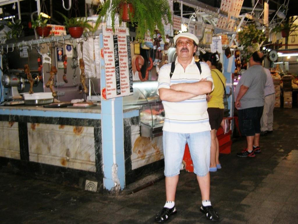 SAN TELMO - Mercato - Mercado - Market