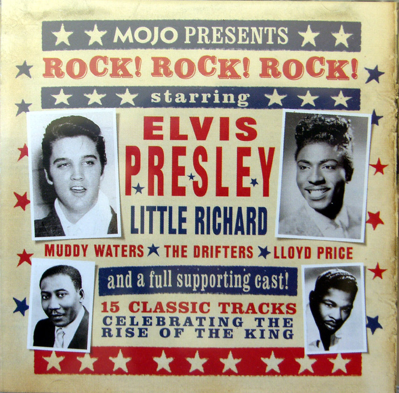 IL ROCK ALLE SUE ORIGINI: elvis presley e little richard