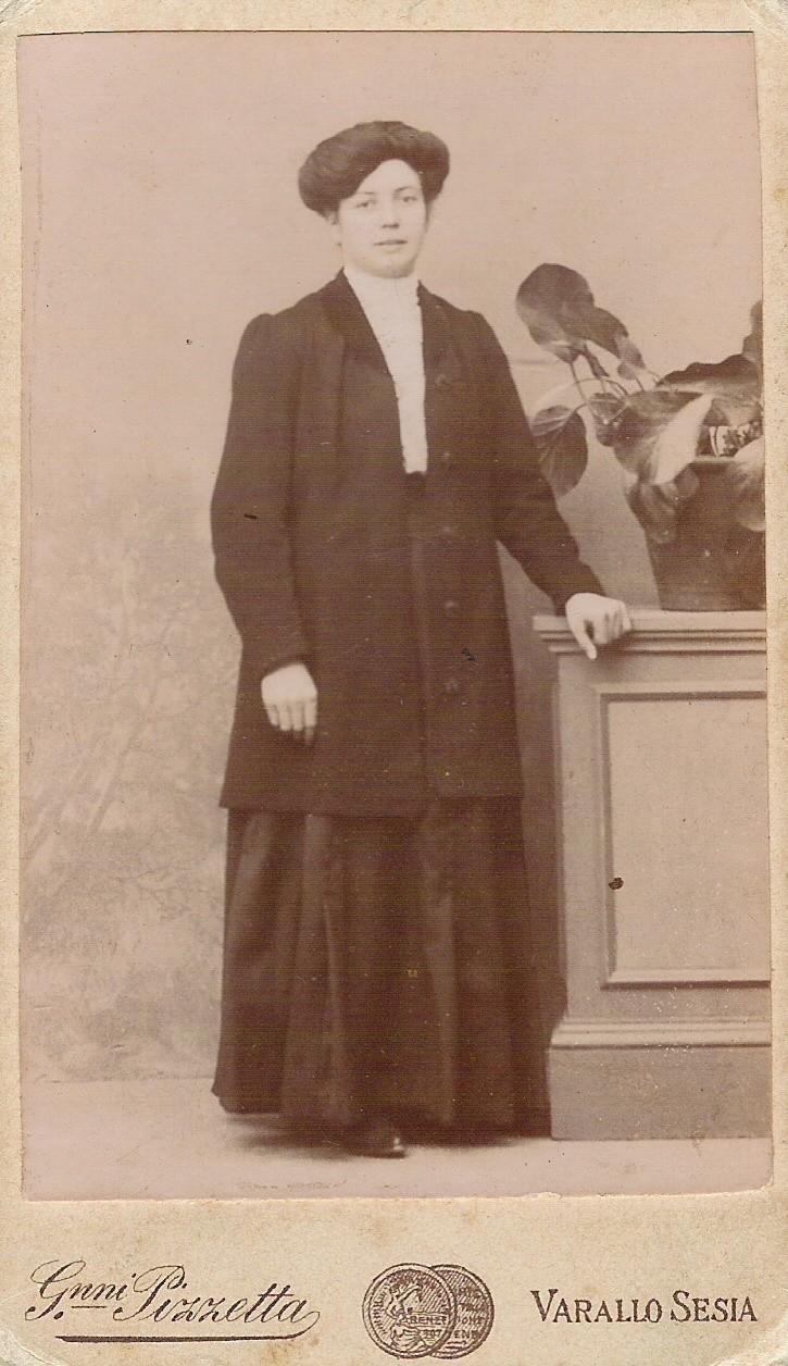Nonna Carolina Camaschella