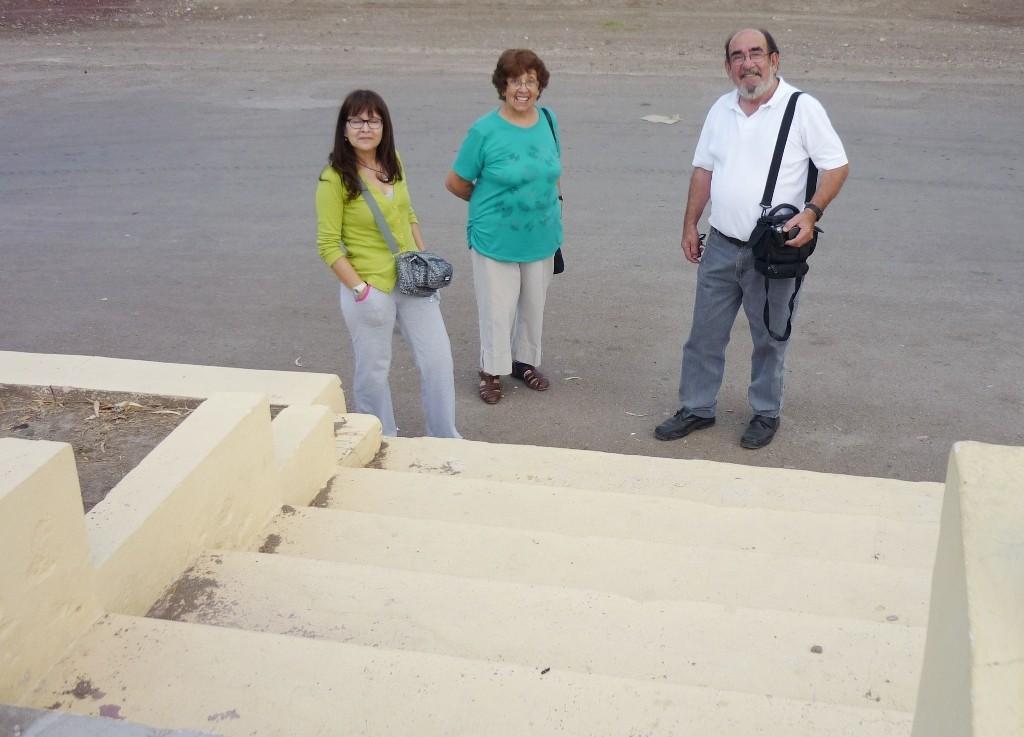 Cristina, Rosa, Roberto