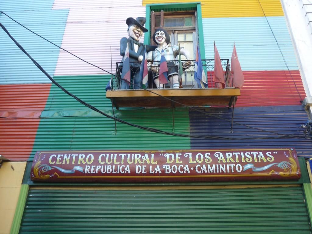 25.12.2011 - LA BOCA B.A.