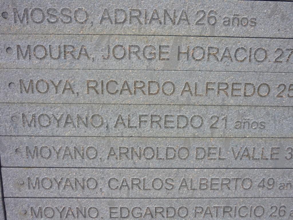 MOYANO ALFREDO - 21 anni - Studente universitario - Cugino di Cristina