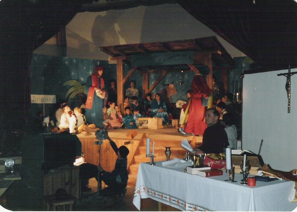 MESSA DI NATALE 1984