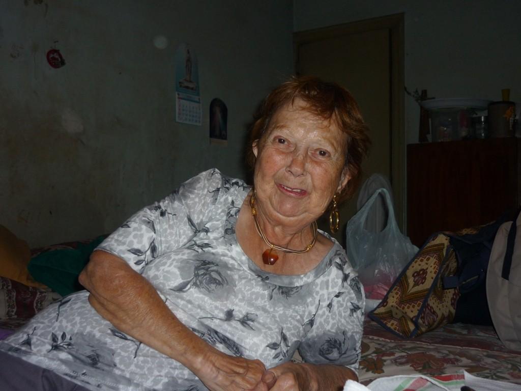 24.12.2011 - Cena della vigilia di Natale - Noche Buena - Christmas Eve = Tia Susana