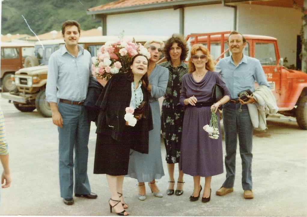 Di Giacinto, Paolocci, Amadesi e Renata