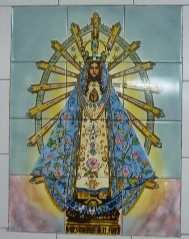 21.01.2012 - Virgen de Pompeya