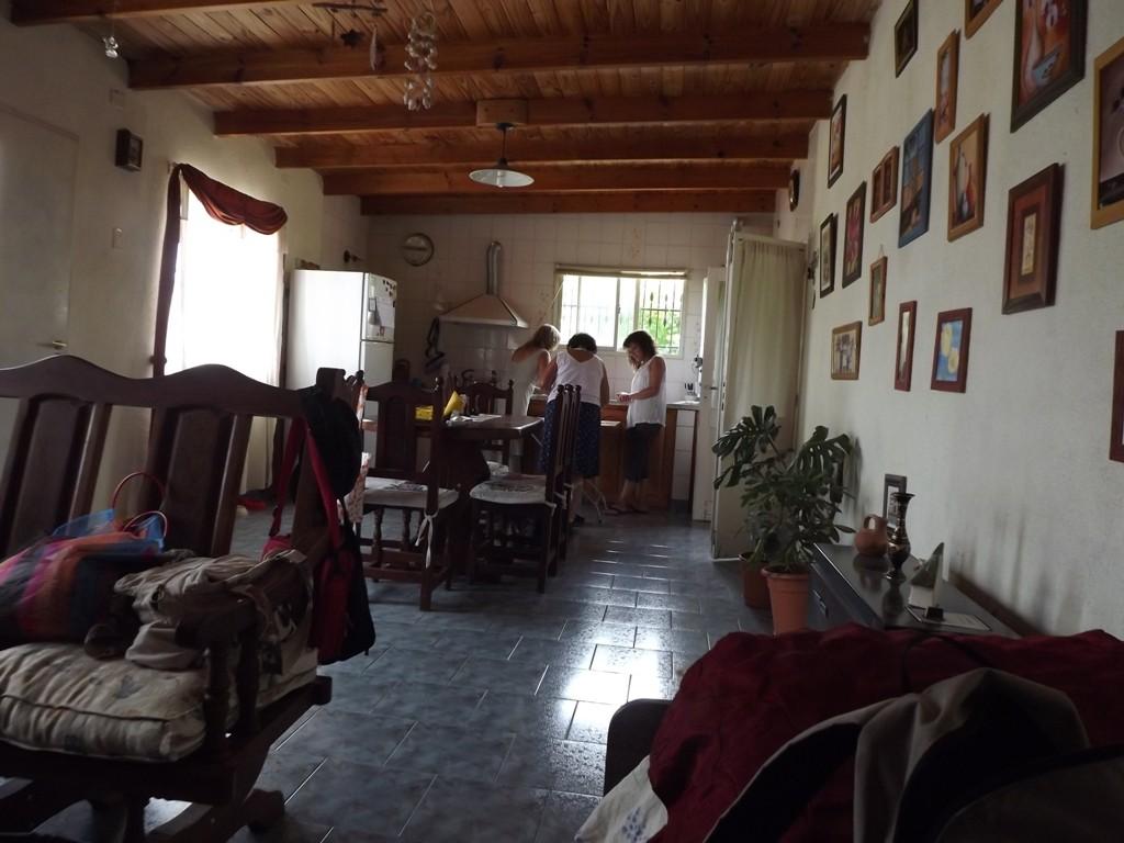 09.01.2012 - Chacra de Miriam y David, primos de Cristina