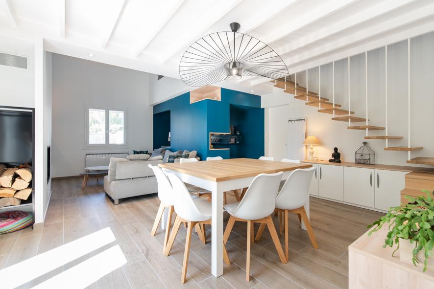 Une villa modernisée