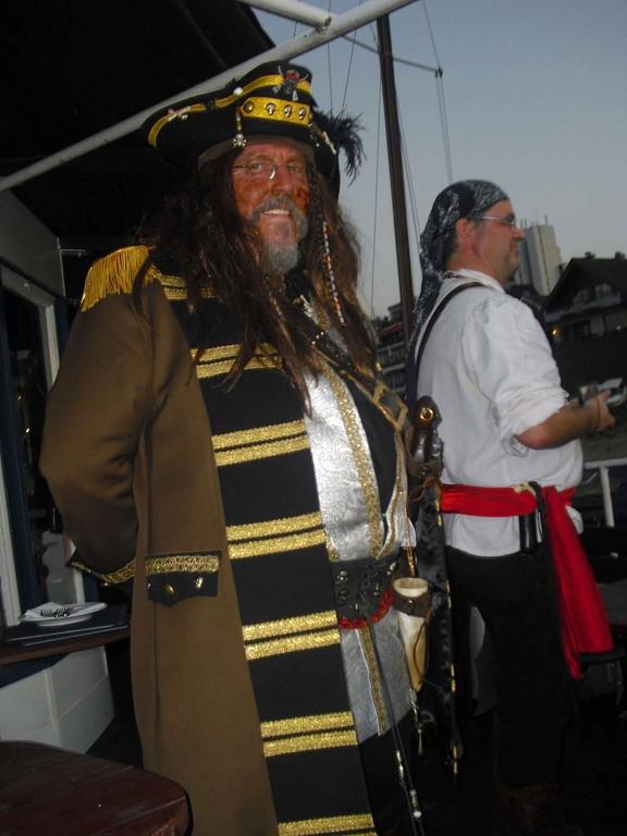 ... ein Pirat aus Flittard