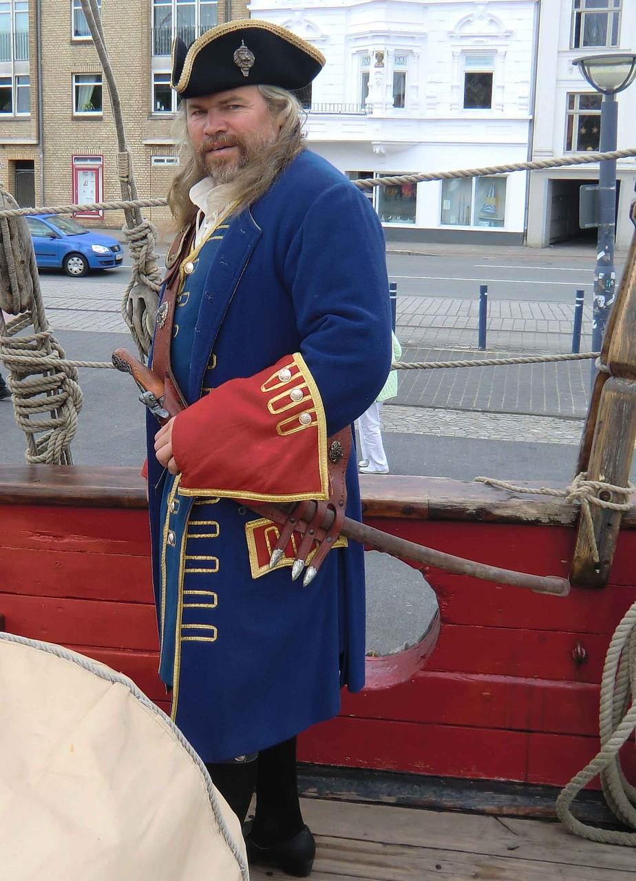 Kapitän der Shtandart