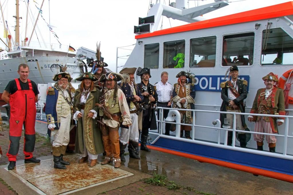 """""""Piraten"""" unter sich ;-)"""