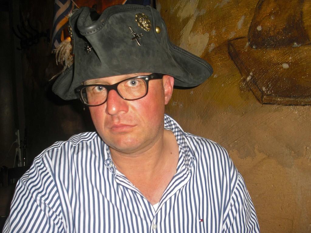 1. Pirat in Hannover???