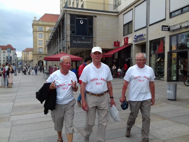 Bummeln in Dresden