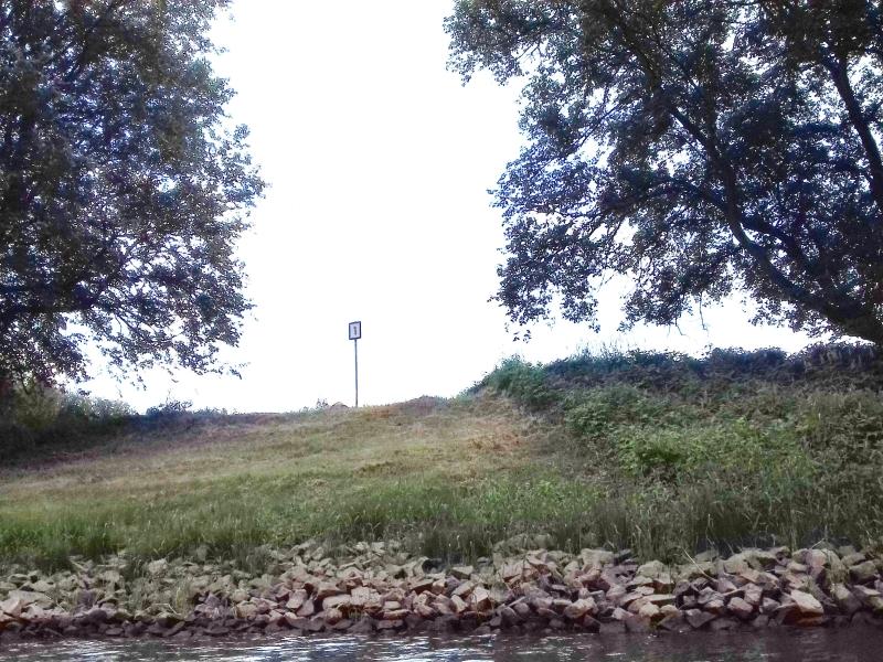 Saalekilometer 1