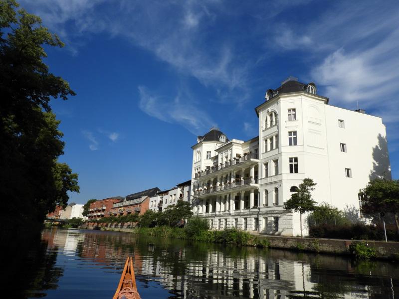 Brandenburgs Rückseite