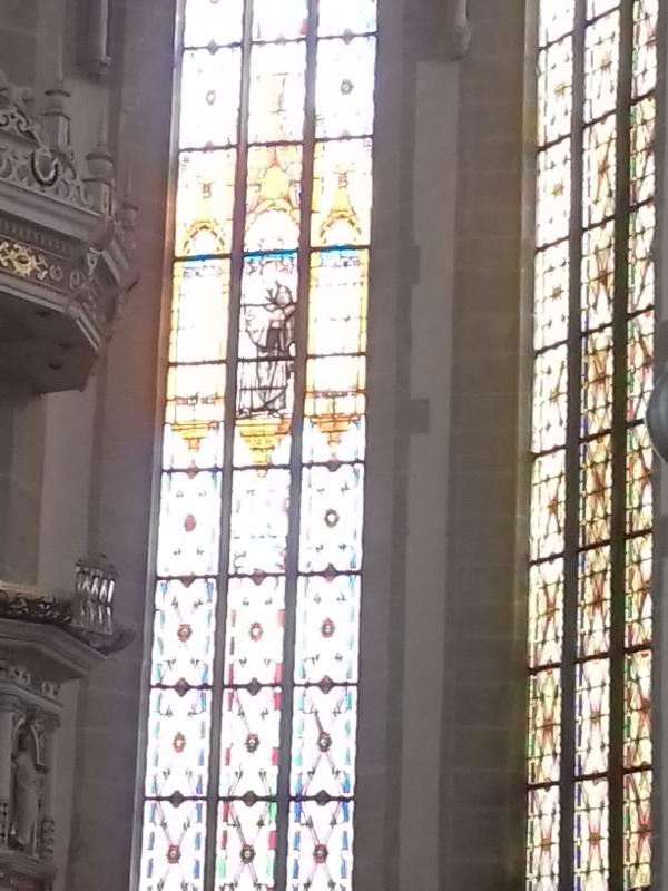 Unter Luthers Blicken