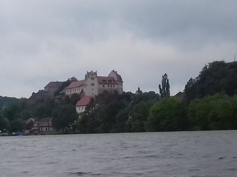 Das Schloss der Wettiner