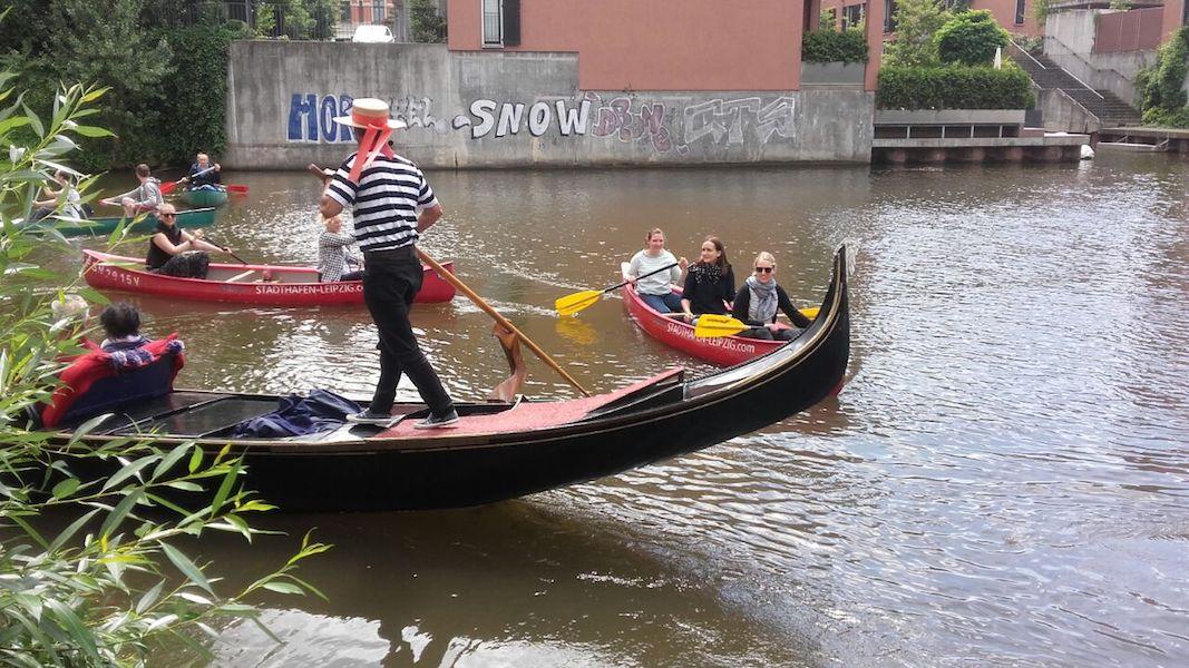 """mein klein Venedig lob ich mir"" (Goethe)"