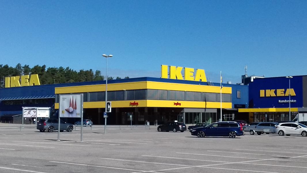 kein Zweifel mehr. Bin in Schweden