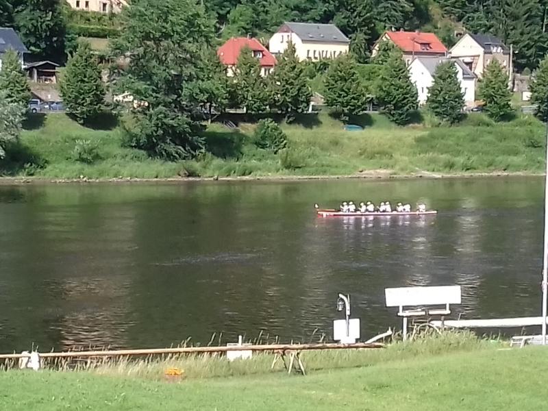 """""""Stadt Aken"""" erreicht Bad Schandau"""