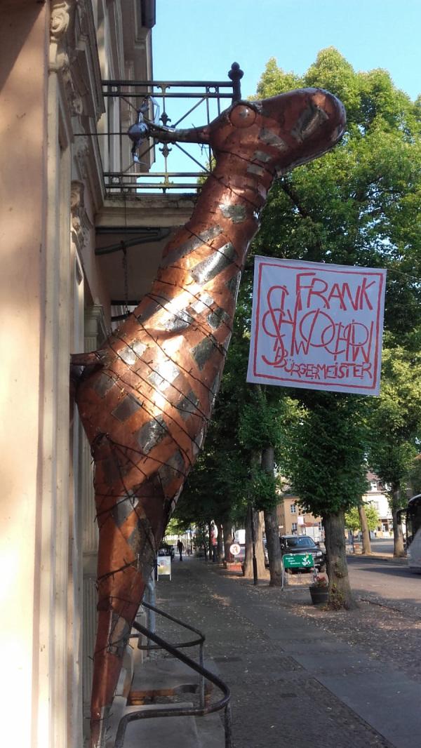 Kunst in der Stadt