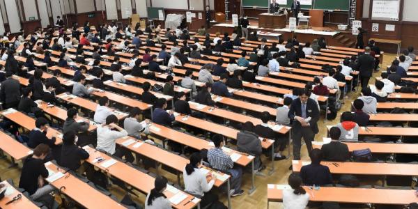 大学入学共通テスト英語リスニング