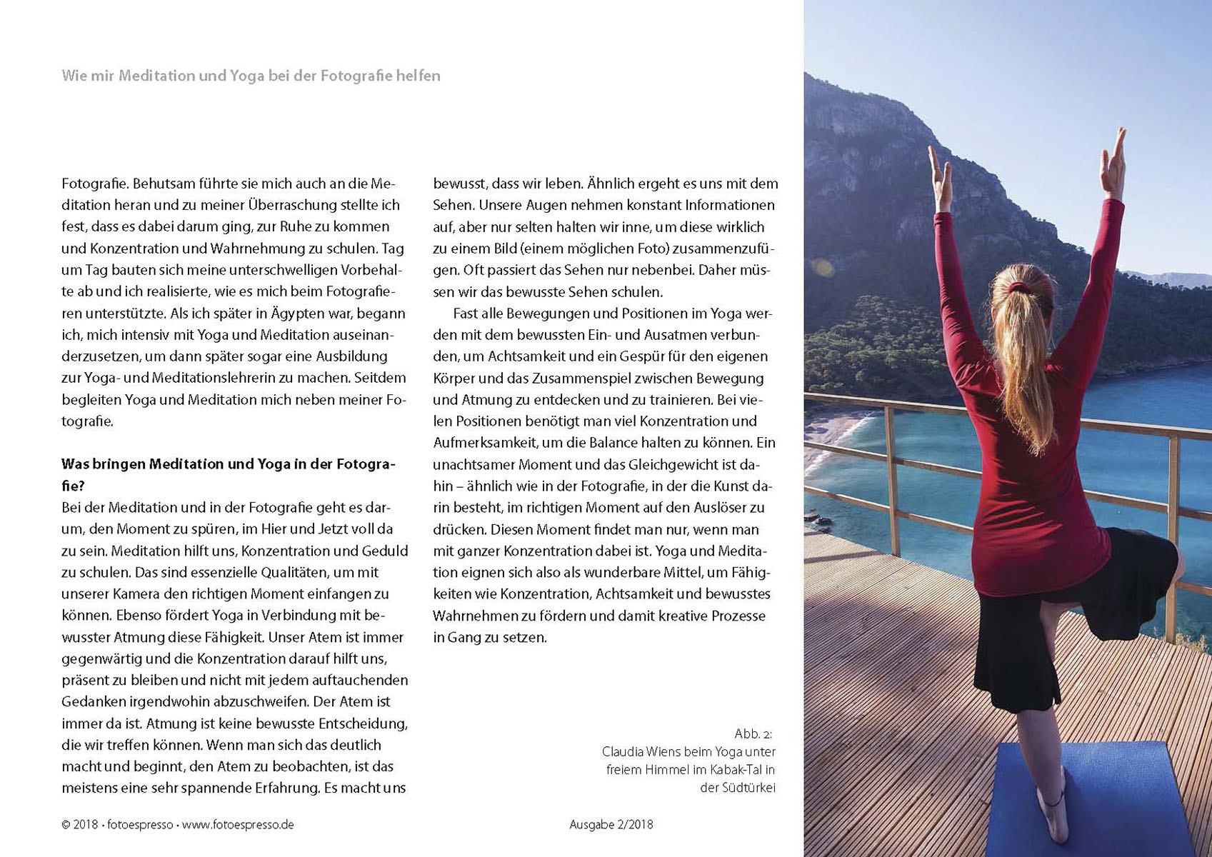 Publications By Claudia Wiens In Magazines Claudia Wiens Photography
