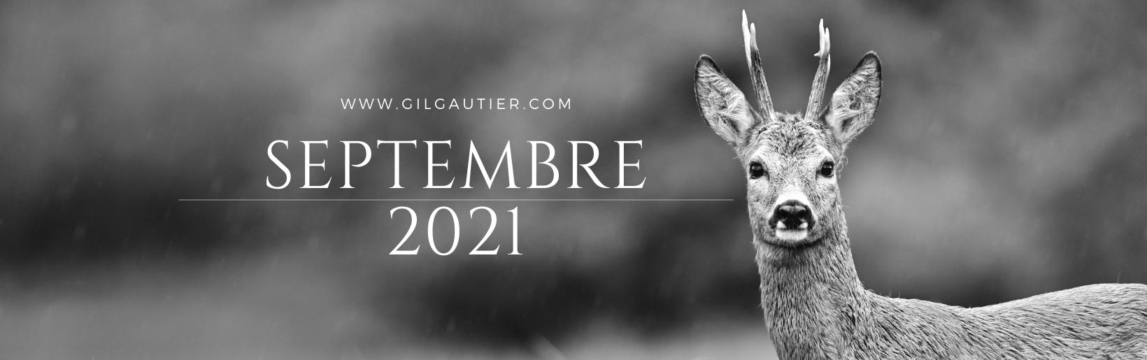 # SEPTEMBRE 2021