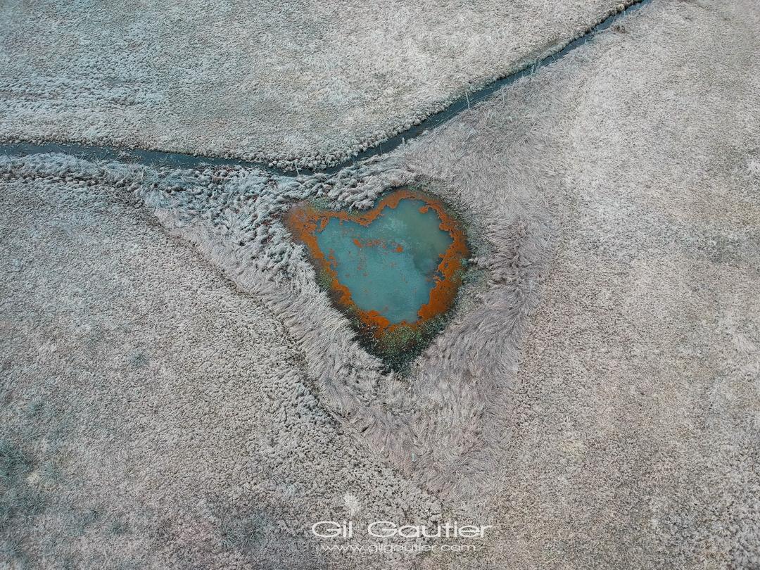 Le coeur de la terre