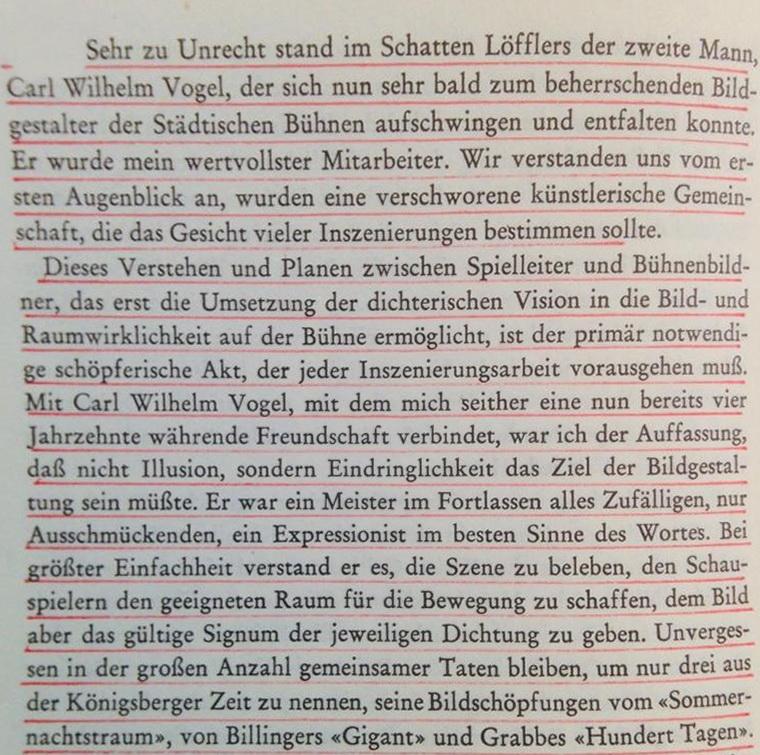 """Hans Tügel in seinem Buch """"Zeit der Unruhe"""" 1974"""