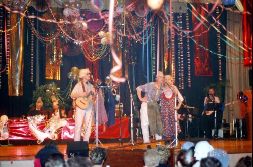 Trio - Mäx, Uwe und Molli