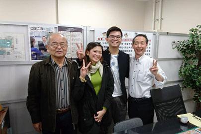 ビザ申請が許可された新潟在住のフィリピン人ご家族