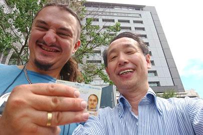 他事務所で不許可となったが当事務所の東京入管再申請で許可された新潟市在住の外国人さん