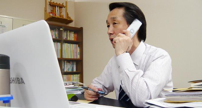 入管ビザ申請手続きの専門家、国際行政書士の南直人【新潟】