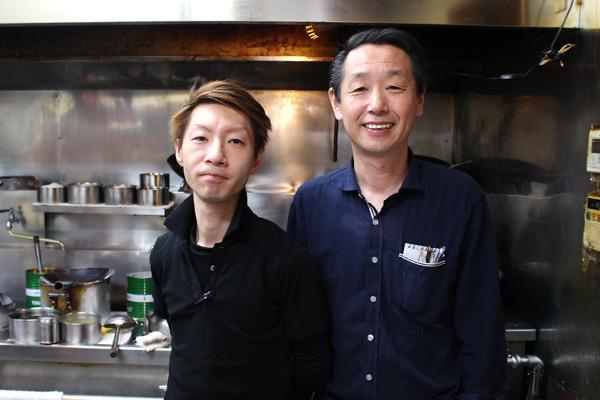 日本に帰化された中華料理店のコックさんと