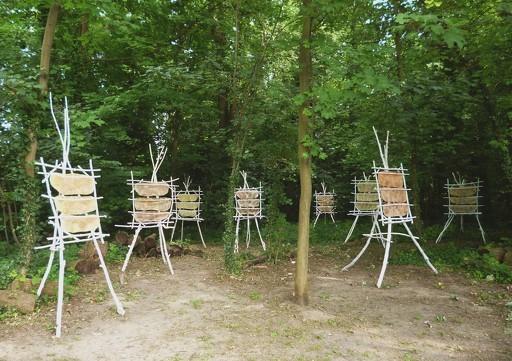 Chevalets arboreals - Roman GORSKI