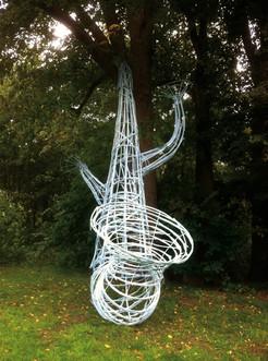 "2011 - ""Grisy code"", Grisy-les-plâtres - Roman Gorski"
