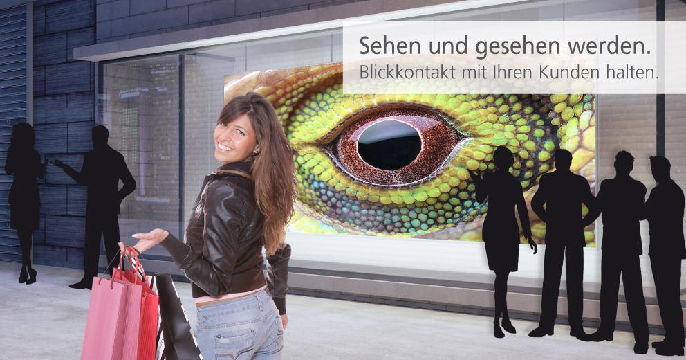 Hochaufgelöste Drucke mit modernster Technik für alle Werbemittel.