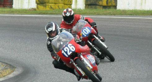 Aermacchi contre Ducati, vieille histoire...